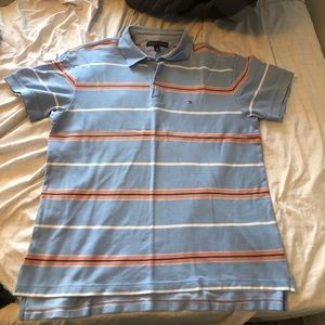 Men's large tommy polo